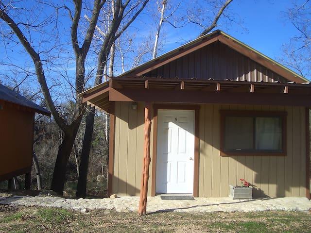 Lovely Cabin on a Ranch (5) - Blanco - Kisház