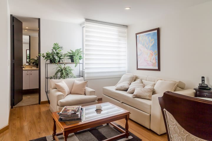 New nice full furnished apartment