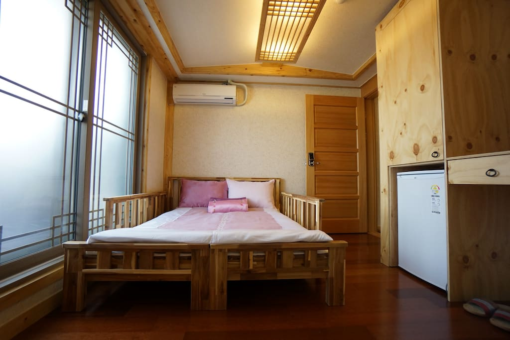 Korean Style With Balcony
