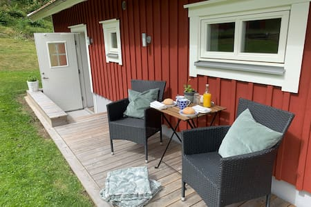 Lägenhet i Bokenäs, Familjevänligt.