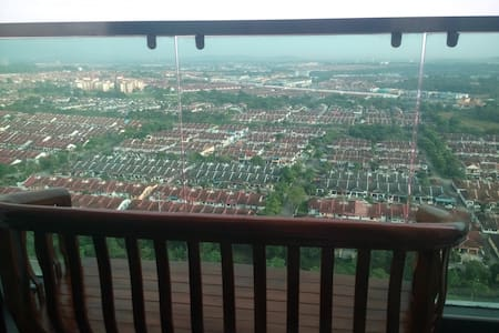 Sky Loft Premium Suites@ Bukit Indah Aeon & Tesco - Johor Bahru - Apartment