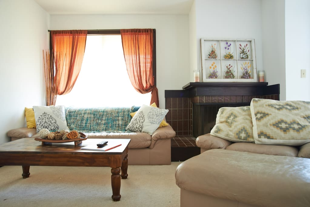 Living room - family space