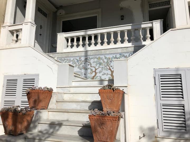CasaVostra al Parco Stanza Matrimoniale e balcone