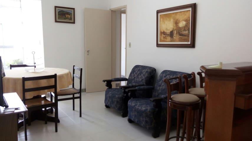 Appartamento di 3 camere in centro.