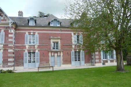 Maison de maître en Normandie  - Bonneville-la-Louvet