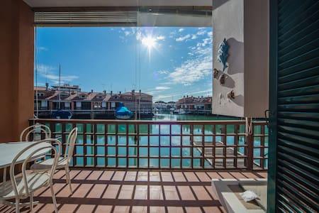 Terramare di prestigio - Porto Santa Margherita - Wohnung