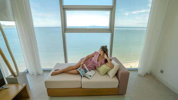 SEA VIEW - STUDIO ROOM SUITES , MY KHE BEACH