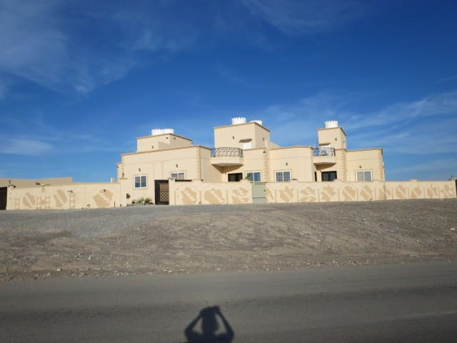 Simply Oman. 1 bedroom S/C villa - Al Khoud Village - House