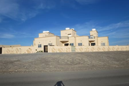 Simply Oman. 1 bedroom S/C villa - Al Khoud Village - Casa