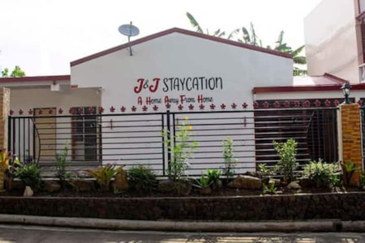 "J&J Staycation Lucena:  ""A Home Away From Home"""