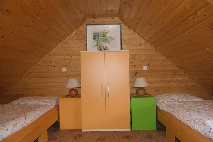 Room Brunko 4*** - two bedrooms + bathroom