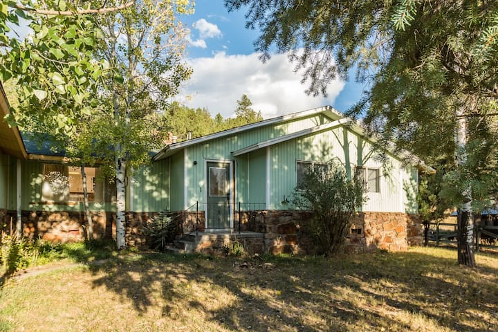 HOT SPRINGS BLVD DOWNTOWN CABIN - SPACIOUS 3BD