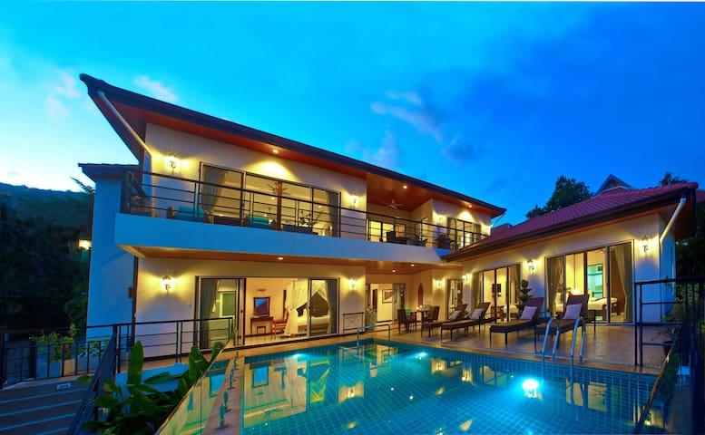 Sunrise Seaview Villa - 4 Bedroom