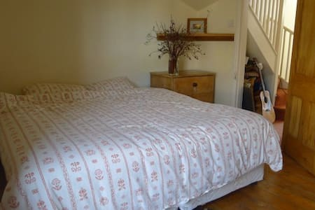 Living Lightly Accommodation-Room 1 - Totnes