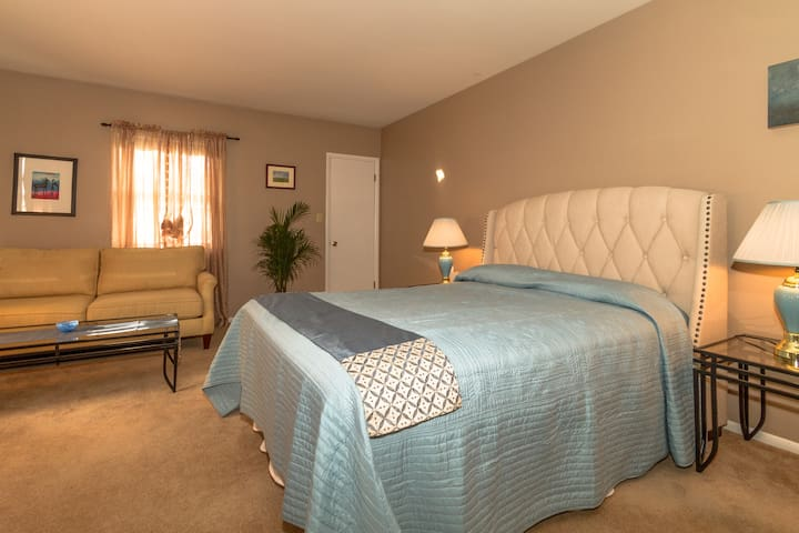 Elegant B&B comfort - Madison Room - Binghamton