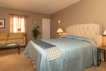 Elegant B&B comfort - Madison Room - Binghamton - Bed & Breakfast
