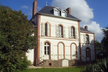 Petit chateau de La Coudraie - Jallais - Talo