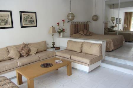 Miraflores Resort. Luxury split-level condo for 2. - 米纳斯 - 公寓