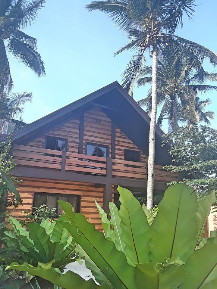 The Log Cabin - Silang (A)