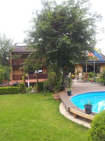 Gemütliche Wohnung am Stadtwald  UE - Uelzen - Apartment