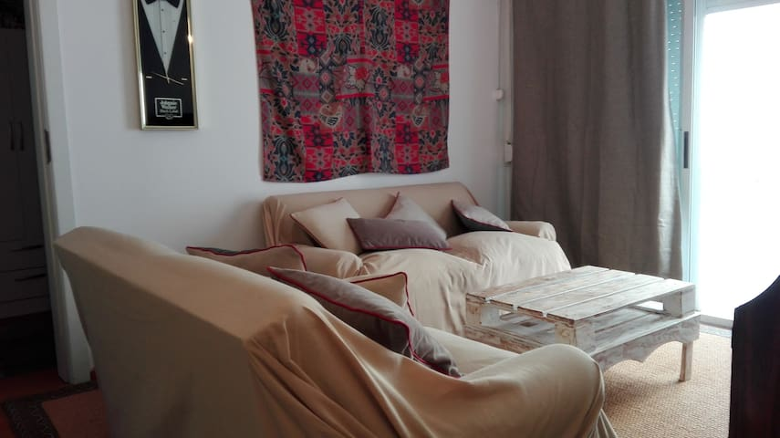 Nice flat for two in the heart of Punta Carretas