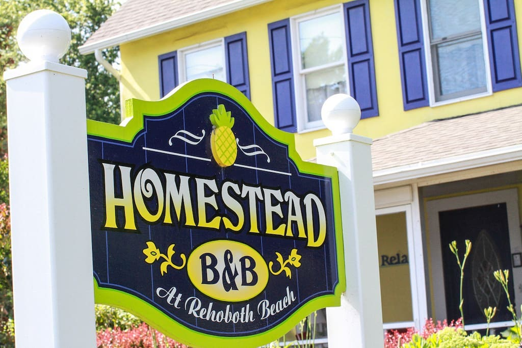 The Homestead B&B