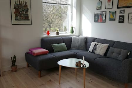 Hyggelig lejlighed i ydre Valby - Appartement