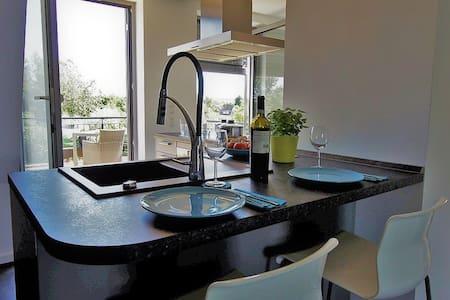 Stadtnah wohnen - ein modernes Zuhause mit Stil