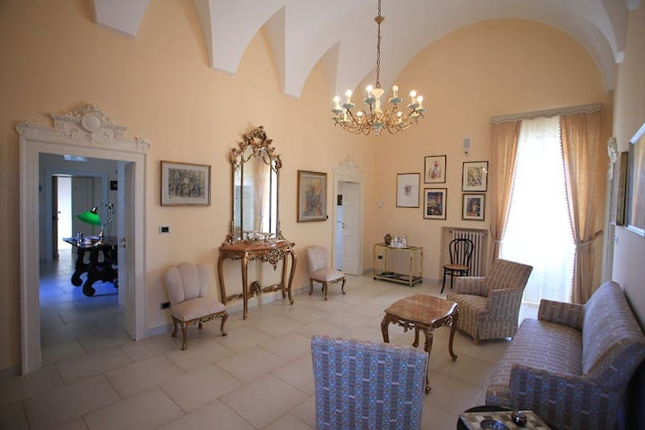 Entusiamante - Losciale - Bed & Breakfast
