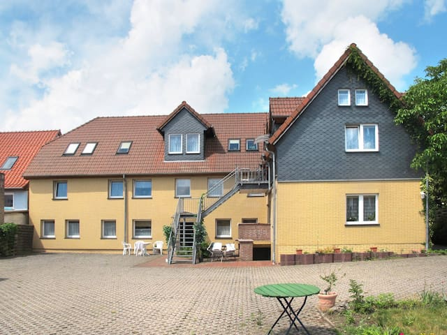 38 m² apartment Old Hüsung for 2 persons