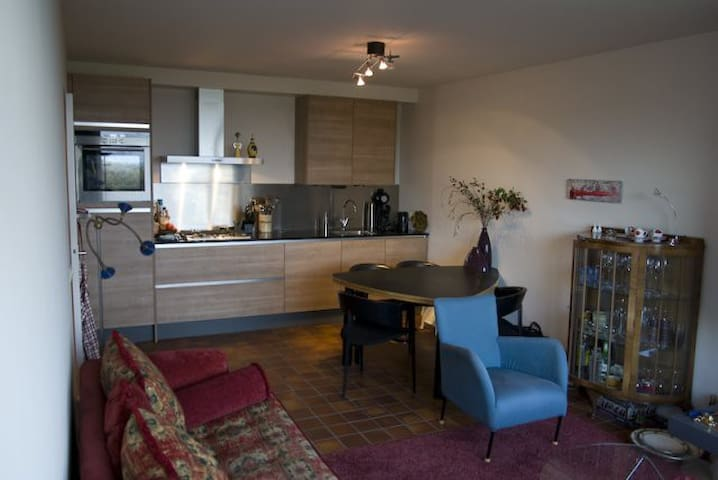 An cosy apartement with seaview! - Schiermonnikoog - อพาร์ทเมนท์