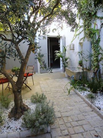 Vacances au coeur de la Provence - Violès - Haus