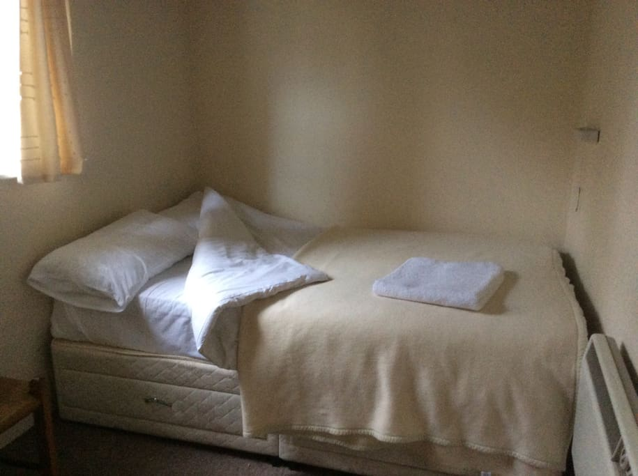 Small but cosy double room