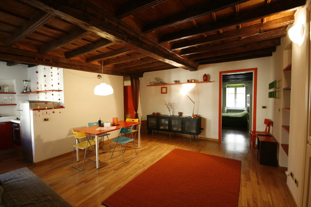 Torino centro la casa del mao appartamenti in affitto a for Affitto torino privati non arredato