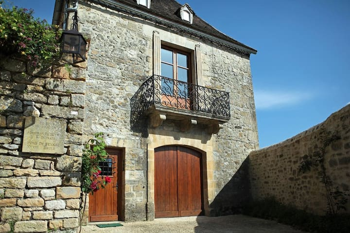 The Charming Cafourche Appartment - Beynac-et-Cazenac - Byt