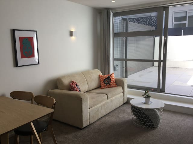 Your own apartment in Ponsonby Auckland