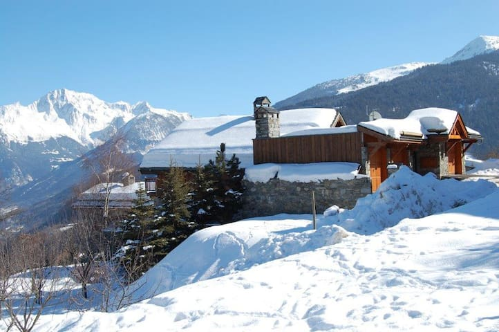 Meribel, Beautiful Mountain Retreat - Meribel - House