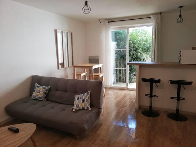Magnifique Appartement T2 proche Toulouse