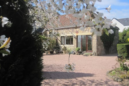 Stunning cottage near St Andrews - Huis