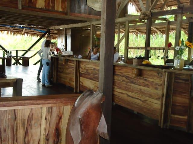 Floating cabin Kurupira Amazonas