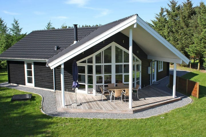 Lovely Holiday Home in Logstor with Sauna