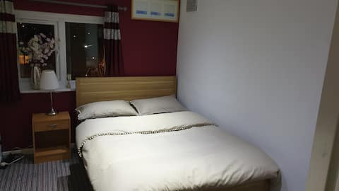 Double Bedroom (beautiful view from window)