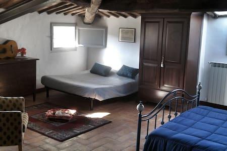 Appartamento vacanze weekend Siena - Orgia (Sovicille) - Daire