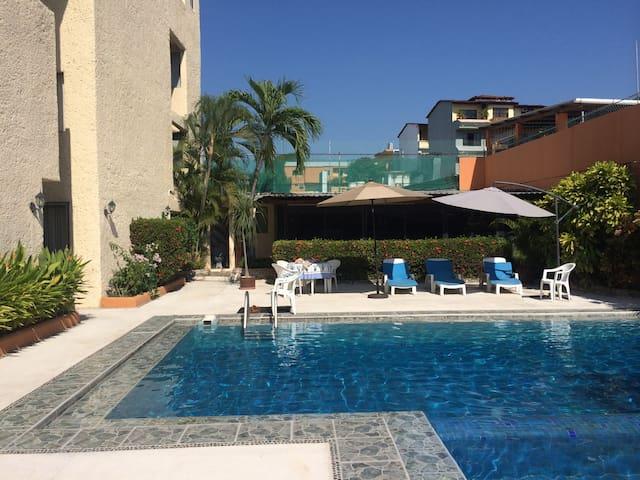 El mejor departamento en Zihua!! - Ixtapa - Departamento
