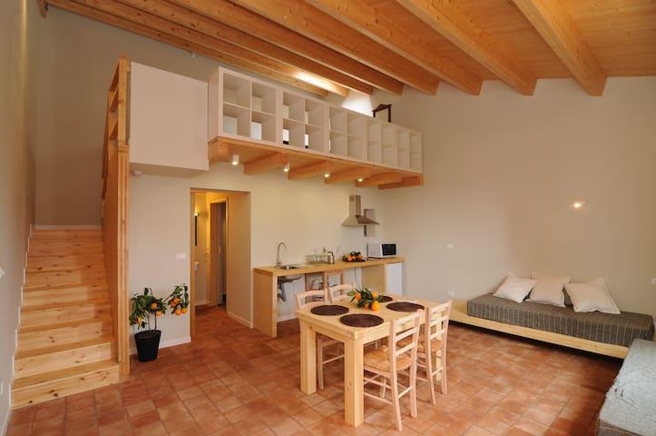 Appartamento per cinque persone - Fiumefreddo di Sicilia - Lägenhet