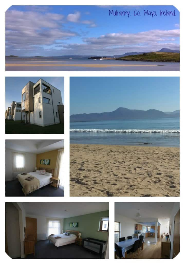 7 The Railways, Mulranny Greenway Leisure & Pool