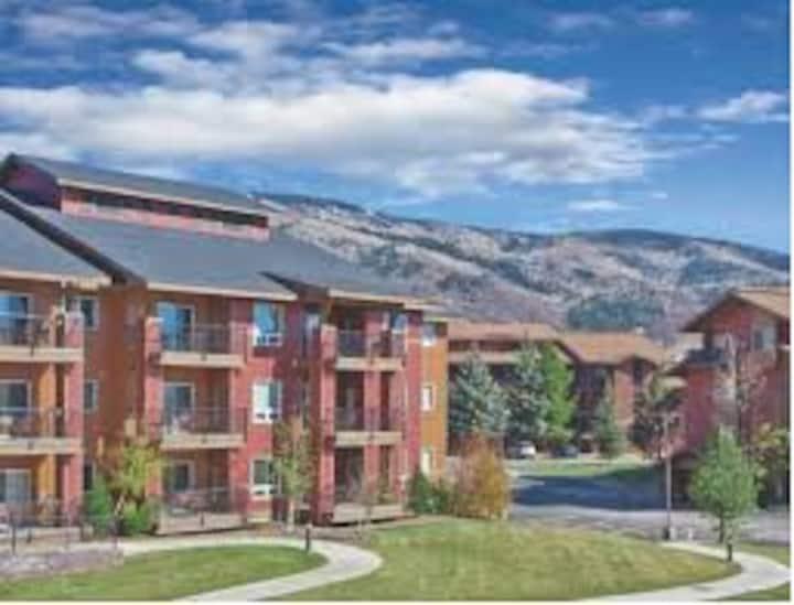 Wyndham Steamboat Springs 1br C