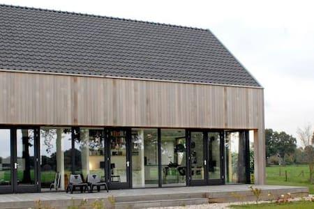 Moderne villa in het buitengebied - Okkenbroek - Дом