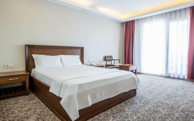 Geyikli Troya Hotel: Standart Oda