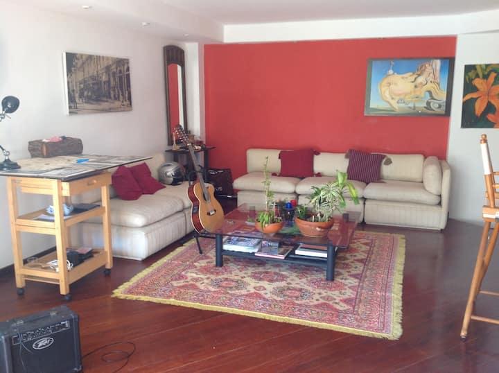 Los Naranjo's most comfortable flat